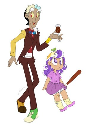 human screwball and discord