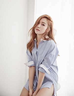 Jessica – Marie Claire Magazine June Issue '15