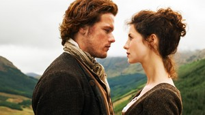 Claire and Jamie