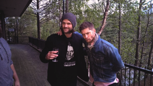 Jensen and Jared Padalecki