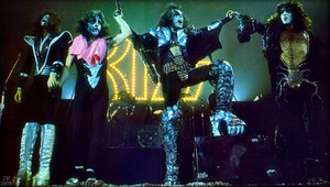 Kiss (Destroyer Tour) St Louis, Missouri…July 1976