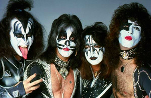 KISS (Destroyer photo session) April 9, 1976