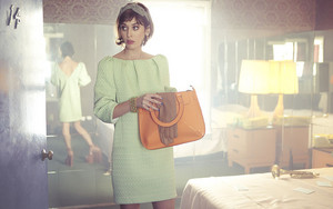 Lizzy Caplan in Foam Magazine - December 2012