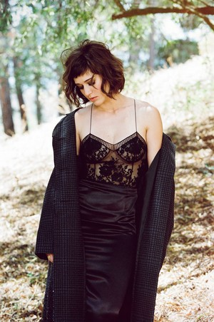 Lizzy Caplan in Nylon Magazine - September 2013