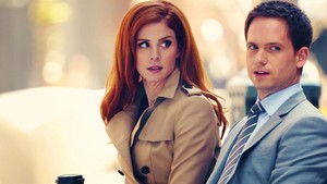 Mike and Donna