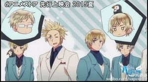 Nordics - hetalia - axis powers WT