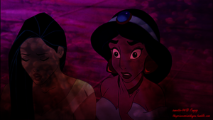 Pocahontas and hoa nhài