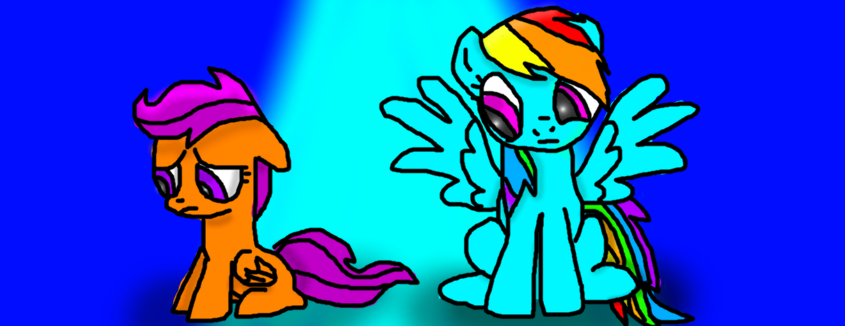 Pelangi Dash And Scootaloo My Little Pony Friendship Is Magic Fan Art 38525417 Fanpop Page 5 See more of rainbow dash and scootaloo on facebook. fanpop