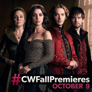 Reign Season 3 Premiere Announcement