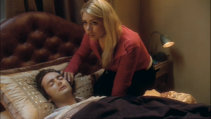 Tenth Doctor and Rose Tyler
