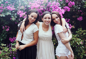 The Kaplan Sisters - Lucia Pang Photoshoot