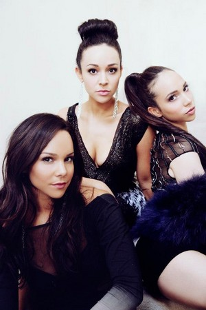 The Kaplan Sisters - Photoshoot