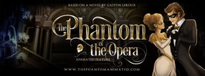 The Phantom of the Opera Animated Feature (2016)
