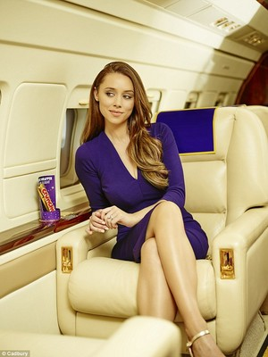 Una for Cadbury Air