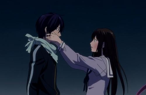 Resultado de imagen para Yato y Hiyori