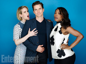American Horror Story Cast at 2015 Comic-Con