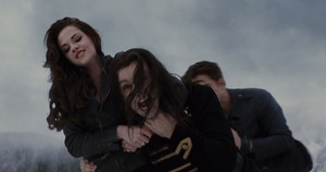 Bella and Aro BD 2 fight