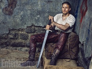Charlie Hunnam - Entertainment Weekly Photoshoot - July 2015