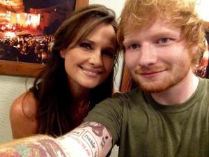 Naked ed sheeran Ed Sheeran