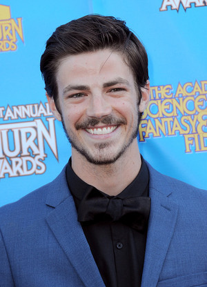 Grant Gustin - Saturn Awards 2015