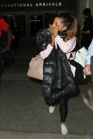 Jul 03 - Arriving in LAX airport in Los Angeles, CA