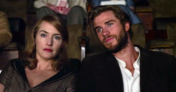 "Liam and Kate Winslet ""The Dressmaker"""