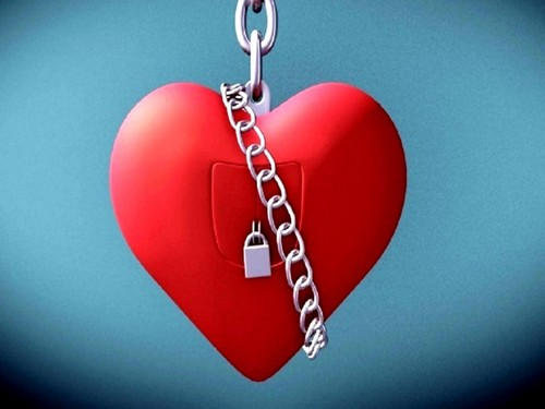 Love images Locked heart wallpaper photos