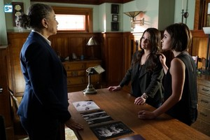 Pretty Little Liars - Episode 6.08 - FrAmed - Promo Pics