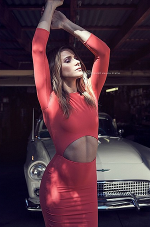 Shantel VanSanten for Bello Magazine June 2015