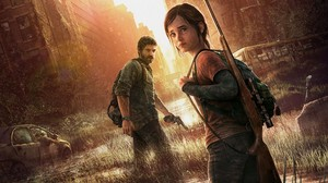 The Last Of Us PS3 Cover Art