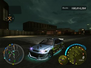this is honda civic i made it in game underground 2 i will made it in rael life