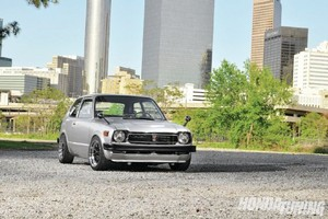 1974 Honda Civic 1200