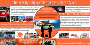 Cheap Insurance Rates In Texas