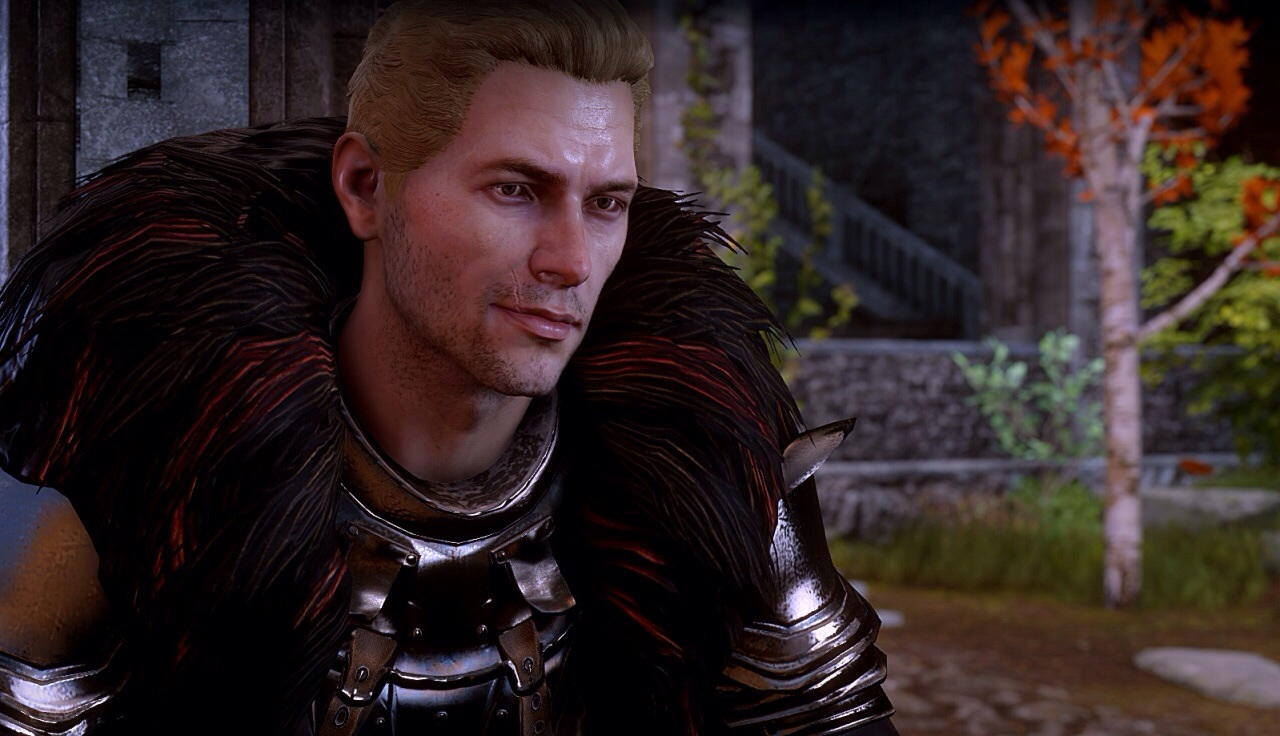Cullen Playing Chess Dragon Age Inquisition Cullen Rutherford