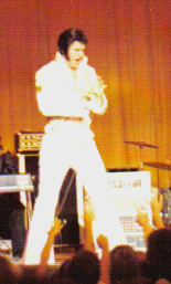 Double EL-Larry Blong First Elvis Convention July 1976