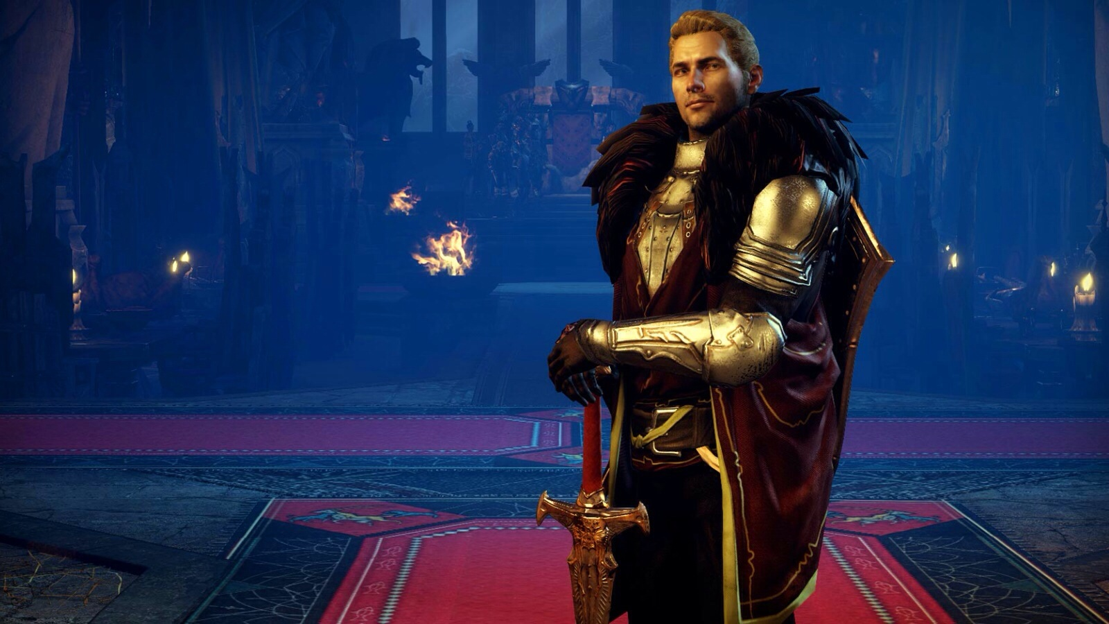 Dragon Age Inquisition Cullen Rutherford Wallpaper 38728625