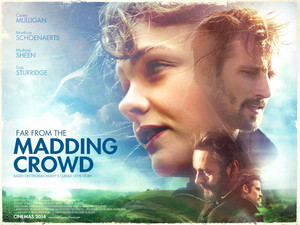 Far from the Madding Crowd - Campaign Artwork