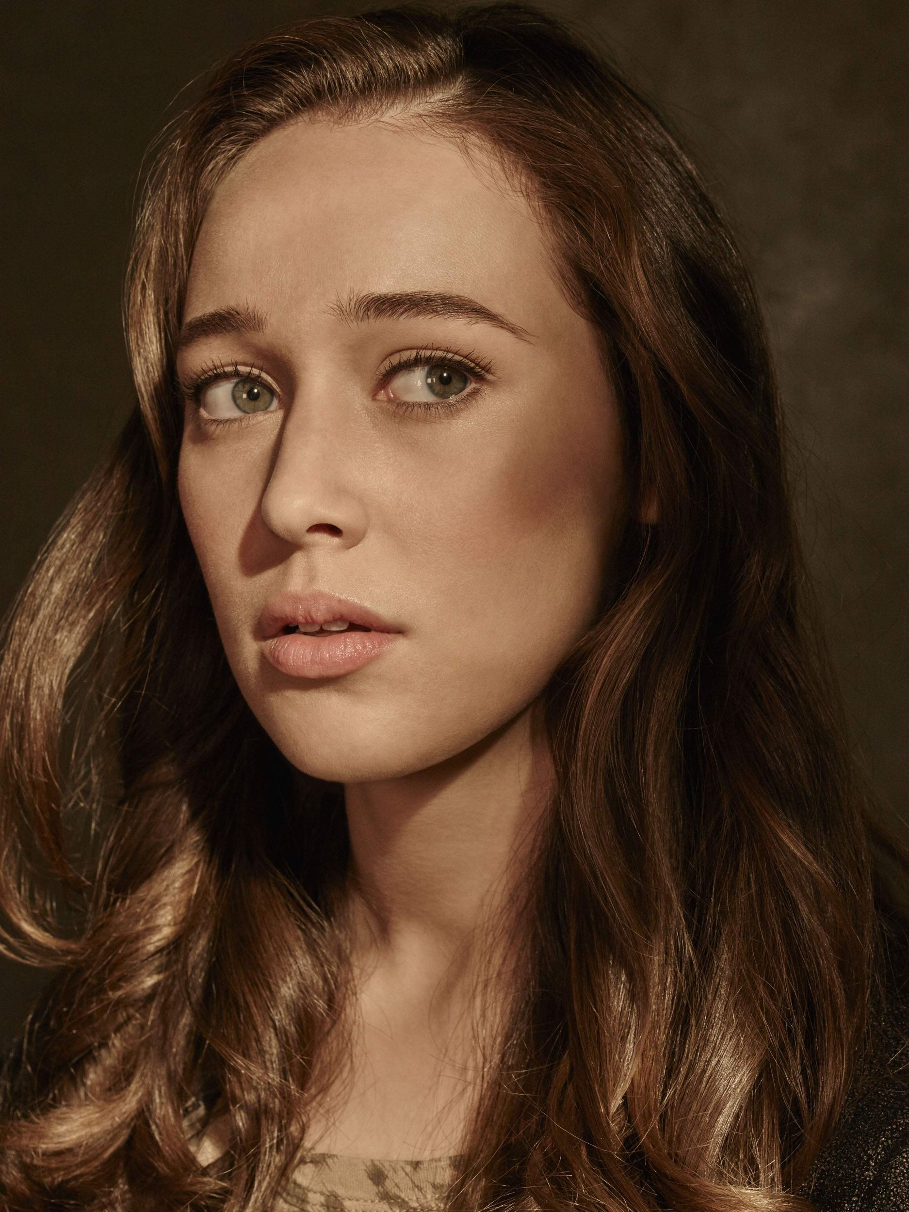 Alycia Debnam Carey Nackt fear the walking dead - season 1 cast promo - alycia debnam