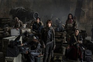 First Look at bintang Wars: Rogue One