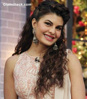 Jacqueline Fernandez 2015 Indian Look