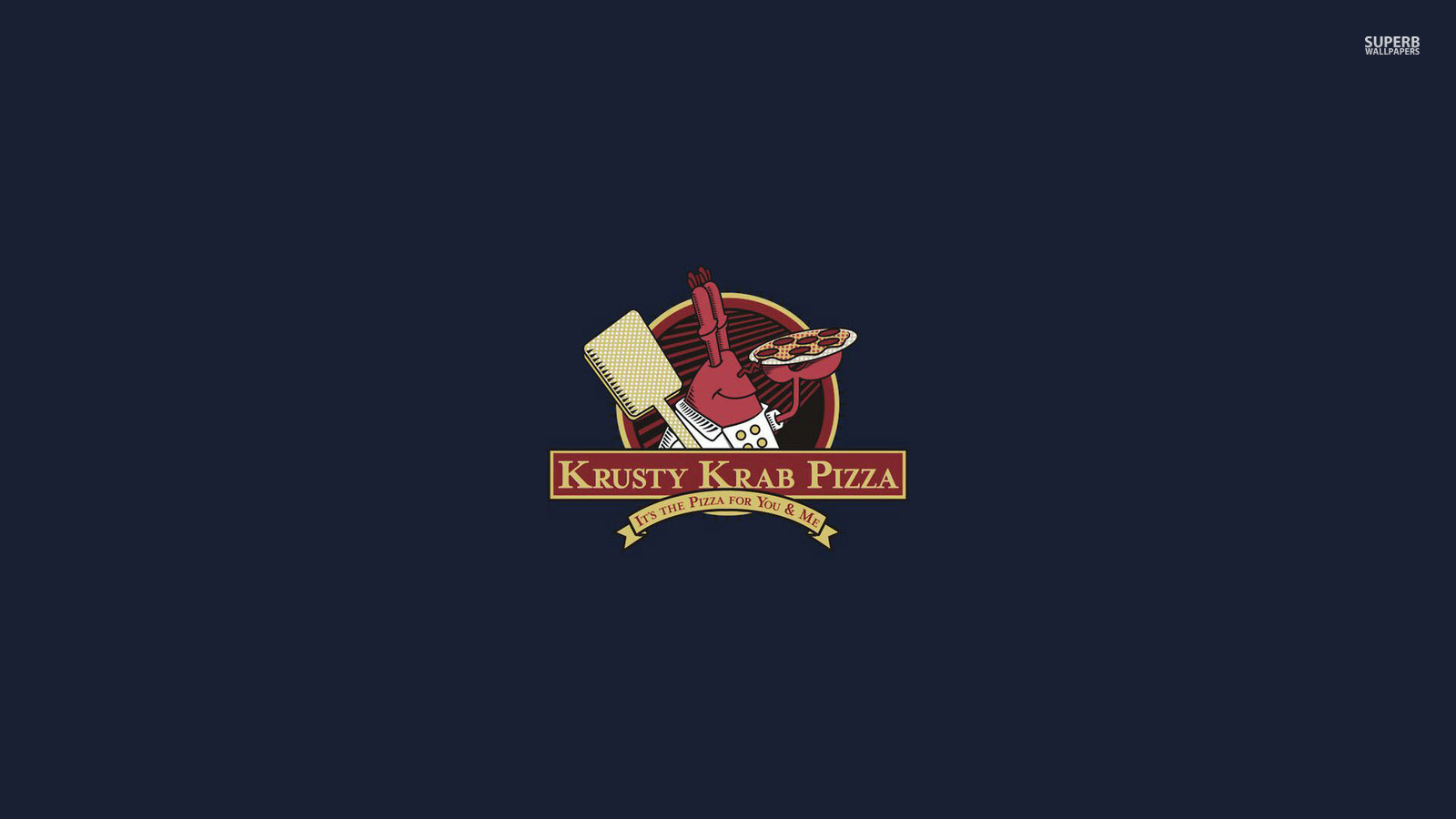 Krusty Krab Pizzy