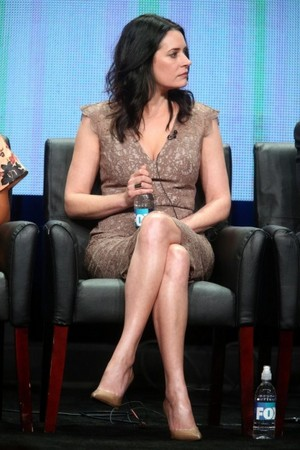 Paget Brewster at শিয়াল TCA Summer All তারকা Party