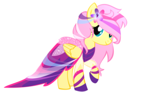Party time Fluttershy