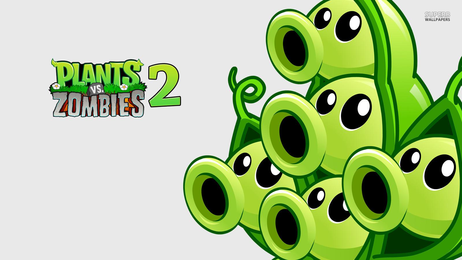 Plants Vs Zombies 2 Video Games Wallpaper 38707868 Fanpop