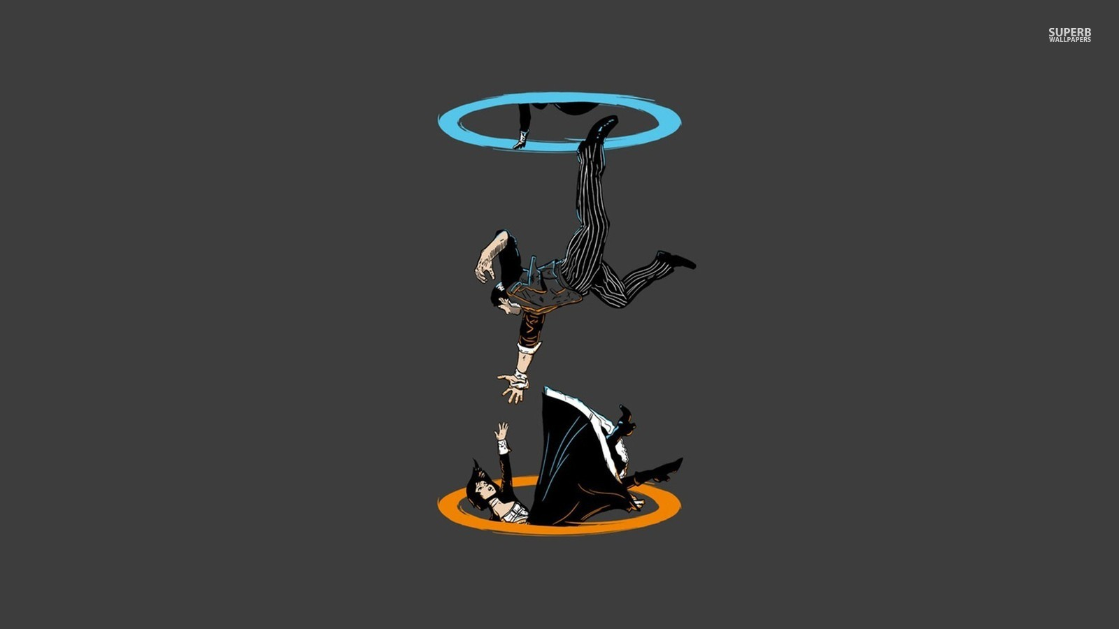 Portal 2 Hd Wallpapers Wallpapers Style