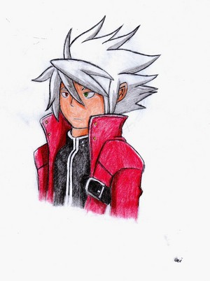 Ragna the Bloodgedge