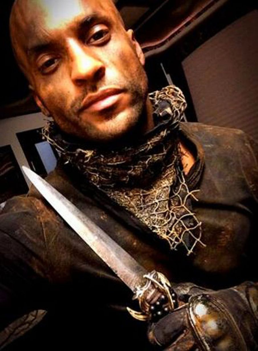 how tall is ricky whittle