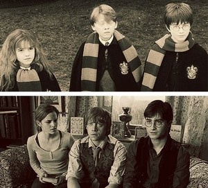 The golden trio