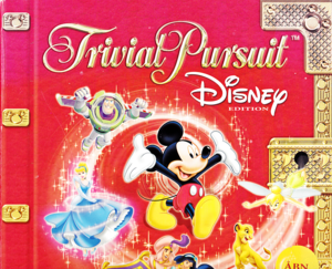Walt Дисней Games - Дисней Trivial Pursuit