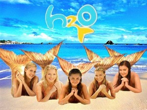 all Meerjungfrauen of H2O